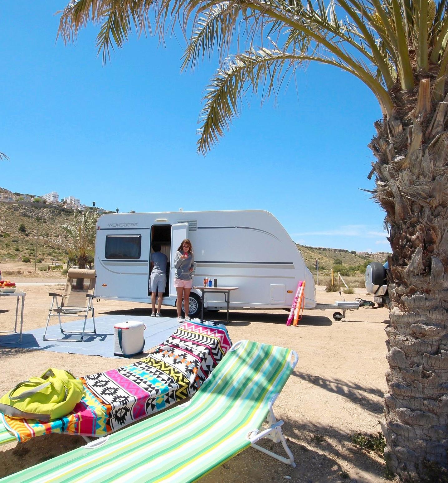 Location caravane